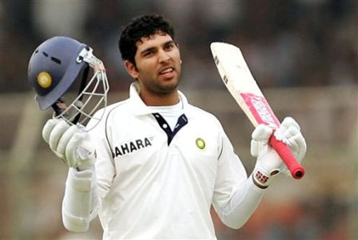 Yuvraj fought it out however and made his chances in the national team count more often than not. He was named man-of-the-series in three consecutive series' against South Africa, Pakistan and England, in late 2005-early 2006 - the era of Sourav vs Chappell.