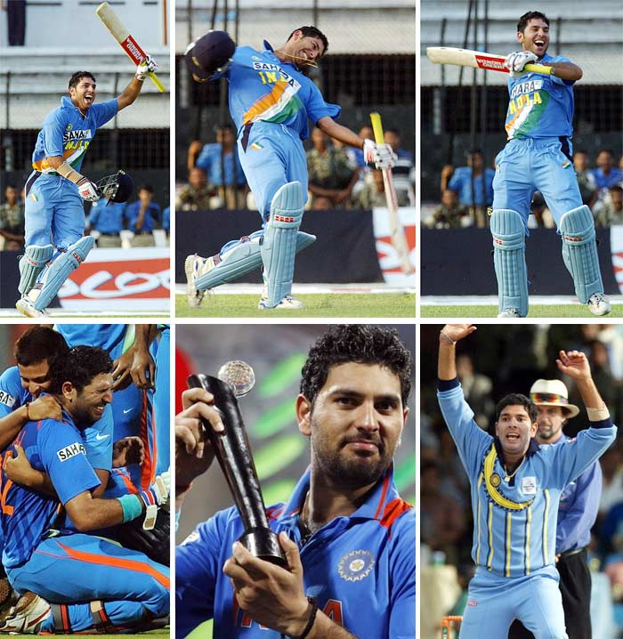 He is back where he had left last year - Test cricket. After thumping life threatening cancer, Yuvraj Singh will be seen in Whites when India play England in the first Test on November 15 in Ahmedabad. And the selectors' decision is not an emotional or a sympathetic one. He has made it to the squad purely on merit.
