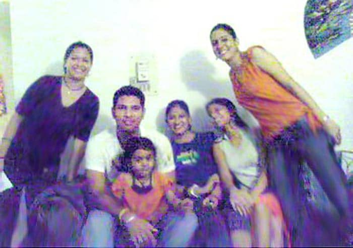 Yuvraj was inclined towards sports from his early days. In fact, he won medals in skating in his adolescent years but his father wanted him to take up cricket instead.