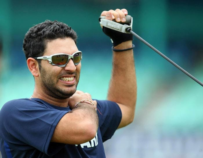Yuvraj has been economical and bowled with guile. He has taken the pace off the ball and hit the right length. Batsmen have found difficult to cart him.<br><br>Nobody realised that Yuvraj will have such an impact with the ball when he took five wickets against Ireland in the league match. But he looked determined to prove that it was not a one-off case. So much so that Dhoni relied on Yuvraj to bowl his full quota of 10 overs against Australia and Pakistan.