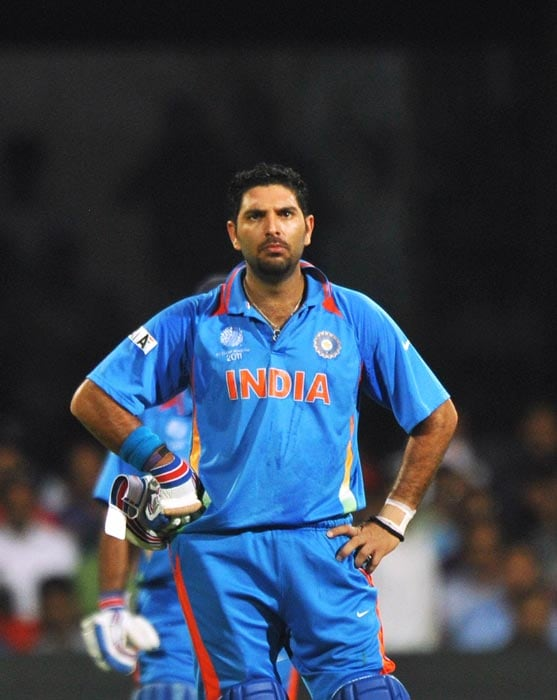 He then came out with a cracker of an innings against the West Indies on a spinning Chennai track, scoring 113 to shore up India's total to 268.