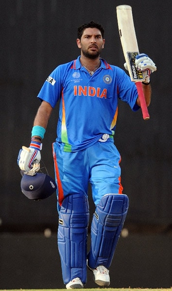 Yuvraj regaining touch with the bat did not come as much a surprise as his coming good with his left-arm spin. He has become such a dependable bowler that captain Mahendra Singh Dhoni has routinely looked up to him for breaking partnerships in the middle overs. With experience, Yuvraj has evolved as a player and he has started showing the 'big-match' temperament that Dhoni effusively talks of in his praise.