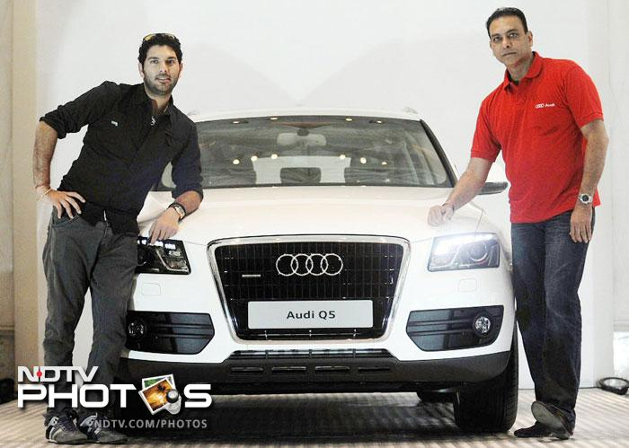 The man of the series at the 2011 World Cup added an Audi Q5 to his collection of cars after the German car maker gifted him one for his stupendous show at the mega event.<br><br>Here's how Yuvraj led India to the World Cup win.