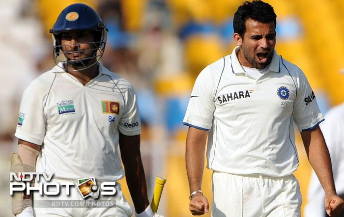 """Despite not being express in pace, Zaheer's ability to bring the ball back sharply made him seem quicker than most batsmen anticipated, a reason for his rocketing success.<br><br> <a href=""""http://gen.ndtv.com/convergence/ndtv/new/forums/readforum.aspx?trdid=4631"""">Wish Zaheer Khan on his 33rd birthday</a>"""