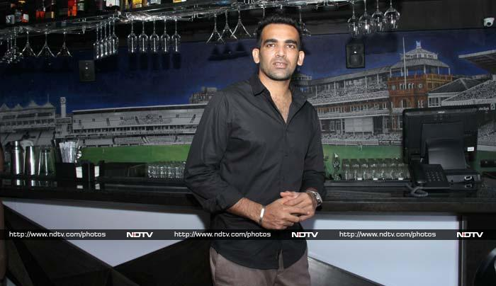 """""""In sync with this plan we have created brands that will operate in these segments under the umbrella of Zaheer Khan's Hospitality Private Limited. These ventures include 'Toss', an interesting sports lounge with chic décor and spanking new ambience created with sports memorabilia, Zaheer Khan's Dine Fine, a fine dine multi-cuisine restaurant and Foyer, a brand for banqueting"""", Zaheer added."""