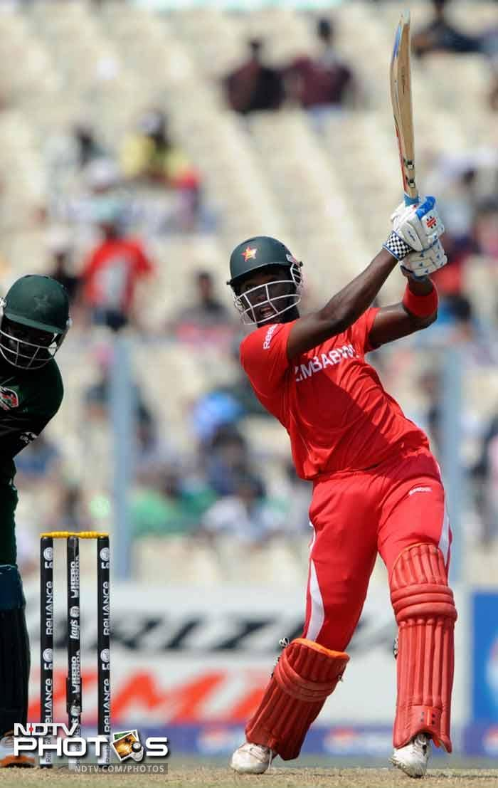 Elton Chigumbura was the captain when India toured Zimbabwe in 2010. Brendan Taylor may have taken over in that sense but Chigumbura remains an integral part of their setup. He is a good hitter of the cricket ball and is decent while rolling his arm over.