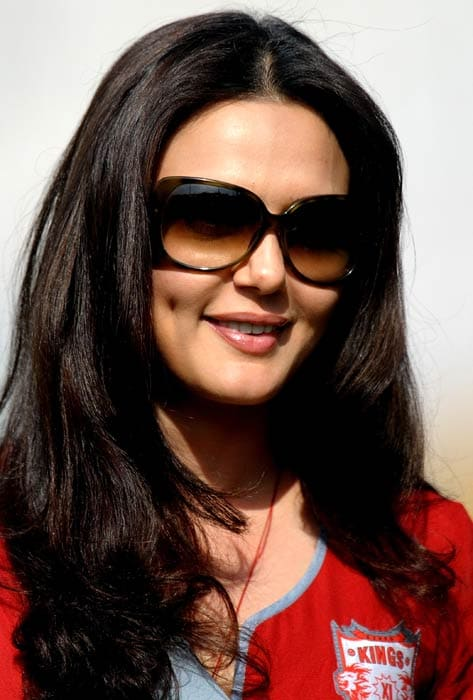 With a new side under a new skipper, Zinta hopes the Kings XI Punjab will have a better season this time.