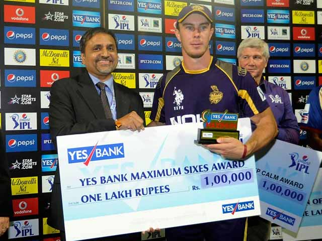 IPL 7: Chris Lynn's stunner gives Kolkata a 2-run victory over Bangalore