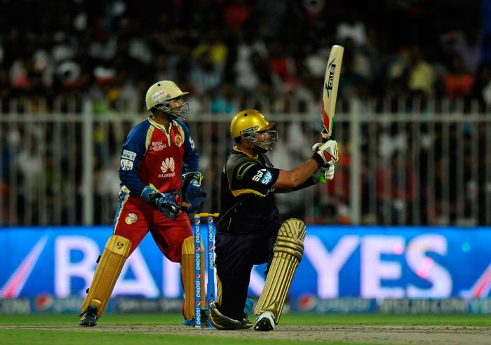 Jacques Kallis displayed his class with a masterful knock of 43.