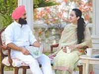 Witness Amar & Simer's Sikh Wedding Ceremony In Its Full Traditional Glory
