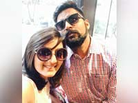 The Tamilian Couple Amrutha & Harshal's Love Story Is No Less Than A Classic Bollywood Movie