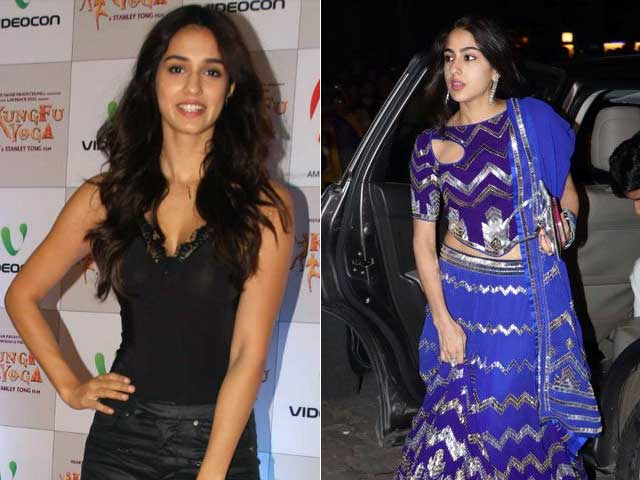 Disha Patani Replaced By Sara Ali Khan In Student Of The Year 2?