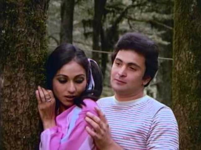 Sanjay Thought I Was Having Affair With Tina Munim - By Rishi Kapoor