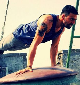 Akshay Kumar's Diet & How He Remains Fit Without Going to the Gym