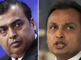Ambani brothers in Rs. 12,000 crore pact
