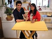 Amrita Kaur and Kunal Kapur Talk, Breathe & Eat Food