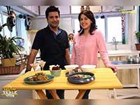 Chef Kunal Kapur Treats Amrita Raichand to South Indian Food