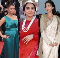 Cannes fashion report card: Ash vs Vidya vs Sonam