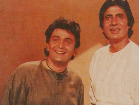Exclusive: Amitabh Never Gave Co-Actors Credit, Writes Rishi Kapoor