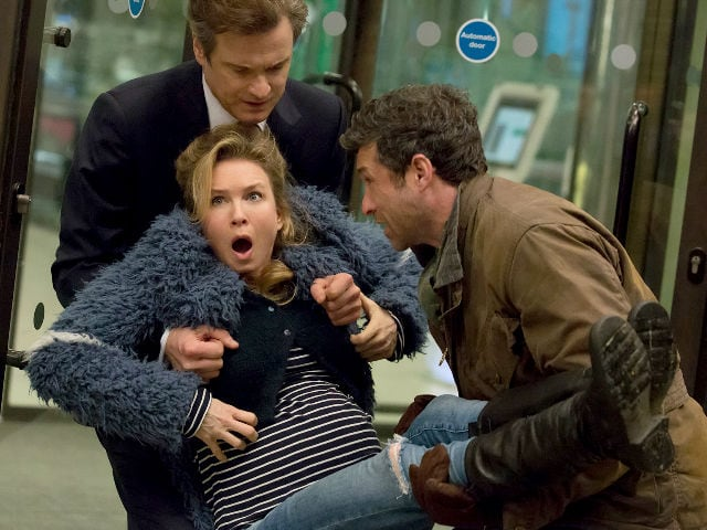 Review: Bridget Jones's Baby Is Fitfully Funny