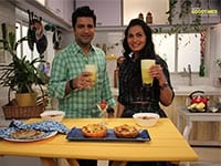 Maria Goretti Joins Kunal Kapur on My Yellow Table