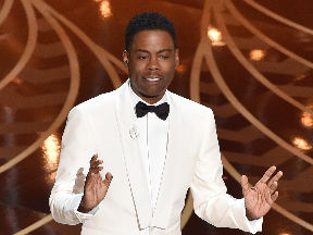 Chris Rock, Host