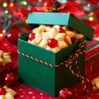 Surprise, Surprise! How to Make Perfect Edible Christmas Gifts