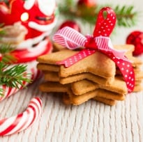 A Christmas Cookie Quarrel Waged With Butter!