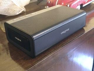 Creative Sound Blaster Roar 2: Punchy Bluetooth Speaker