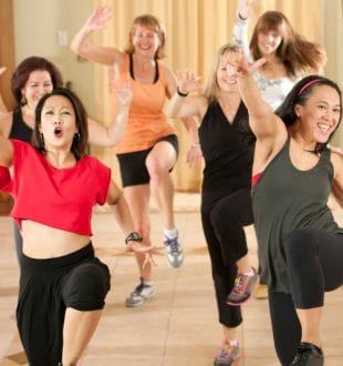 Dance Off Your Weight: Zumba, Bhangra and Other Popular Workouts