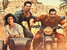 Video : Dishoom. Take That, Friday