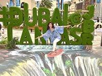 Explore Dubai With Freishia BomanBehram