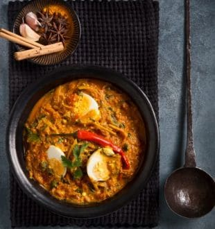 The Sunny Side: Five Spellbinding Recipes to Make Eggs the Parsi Way!
