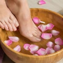 Are Your Feet Cracking Up? Heal Your Heels Naturally