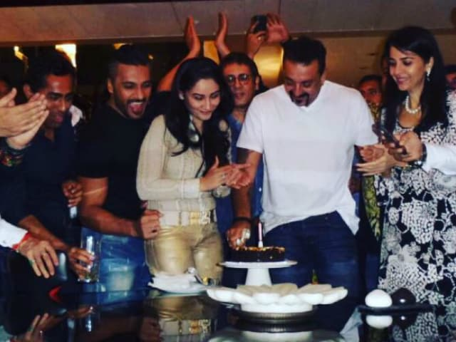 Lage Raho Sanjay Dutt: Inside His Dhamaal Birthday Party