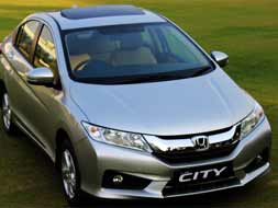 Closer look at the new Honda City