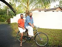 Rocky & Mayur Push Themselves to Get Fit in Kerala