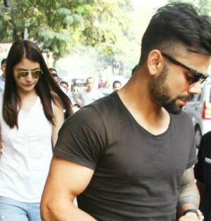 Virat Posts 'Heartbroken' Pic Again. Anushka, Are You Seeing?