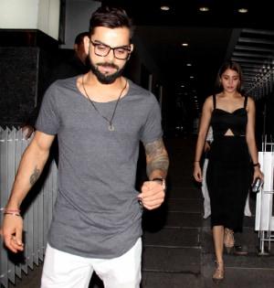 The Ex Factor? Anushka, Virat Spotted at Dinner