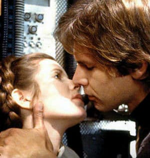 Carrie Fisher Reveals Secret Affair With Ford on Star Wars Sets