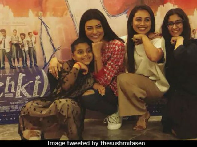 Hichki Celeb Review: 'Watch Rani's Film With A Box Of Tissues'