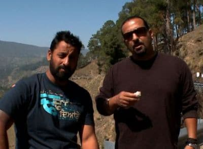 "Rocky and Mayur are making a mad dash into the mountains and they are taking you along! In the new season of HOMP our intrepid food guides make their way through some of India's highest mountain roads and other not so ""high""-ways to experience life in these charming hills."