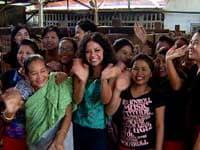 Women Power in Manipur