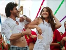 Video : Fun Began With Shah Rukh, Anushka <i>Jab Harry Met Sejal</i>