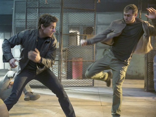 Movie Review: Jack Reacher Never Go Back