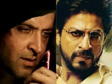 Raees vs Kaabil: The Big Shah Rukh And Hrithik Clash