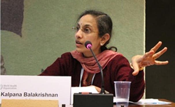 Professor Kalpana Balakrishnan