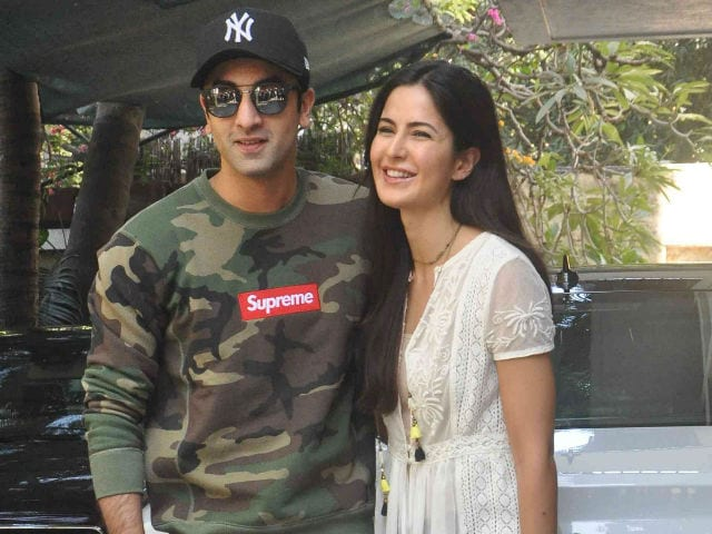 Not Playing Cat And Mouse Game: Katrina About Ranbir