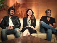 Video : Arjun, Kareena on Ki And Ka's Gender Bending Factors