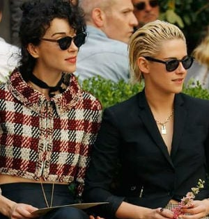 Meet Kristen Stewart's New Girlfriend, St Vincent
